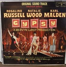Orig. Soundtrack Gypsy with Natalpie Wood 33RPM B1480  121816LLE