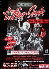 STAR CLUB MUSICAL - 1997 - Plakat - Varell - Rattles - Poster - Hamburg