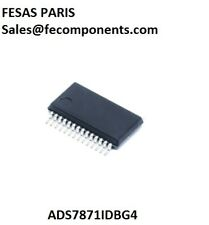 Texas Instruments ADS7871IDBG4 Data Acquisition ADCs/DACs - Specialised