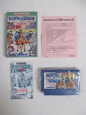 NORTH & SOUTH -- NEW. Famicom, NES. Japan game. 10783