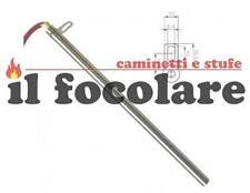 CANDELETTA RESISTENZA ACCENSIONE STUFA PELLET 270mm 12,5 470W EDILKAMIN 207780