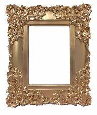 Ornate Photo Frame (Gold 4x6)
