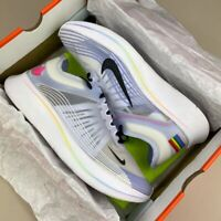 NIKE ZOOM FLY BETRUE LGBTQ RUNNING UK10.5/US11.5/EU45.5 MENS TRAINERS AR4348-105