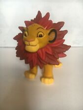 Simba Lion King Disney Grolier Christmas Magic Ornament In Box