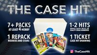 THE CASE HIT Baseball ⚾️ Box 🇺🇸 - 7+ Packs, RCs + Stars, AND Guaranteed Hit 🔥