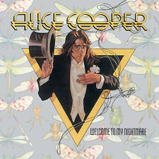 Alice Cooper - Welcome to My Nightmare NEW SEALED LP on ltd ed Colored vinyl