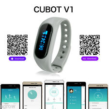 CUBOT V1 Bluetooth Smart Watch Reloj Para Android IOS Smartphone Call SMS Música
