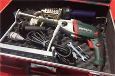 Kunststoff-Extrusionsschweißmaschine Heißluft-Kunststoffschweißgerät cq