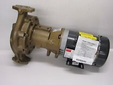 ARMSTRONG BRONZE HOT WATER CIRCULATING PUMP, H-64-1 LFB, 3/4 HP MOTOR