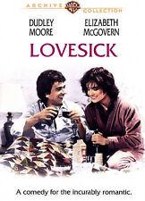 Lovesick DVD (1983) - Dudley Moore, Elizabeth McGovern, Alec Guinness