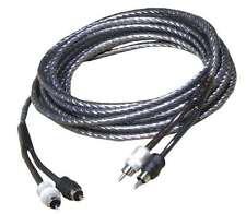 Zealum zc-ts500-2 câble-cinch new-ts 500 cm 2 K. deux fois blindé RCA