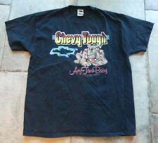 """Chevy Tough """"Any Time Baby"""" T-Shirt Mens XL BULL DOG"""