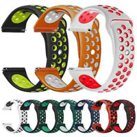 Repalcement Sport Watch Band Wristband Soft Silicone Strap For Huawei GT2 46mmUK