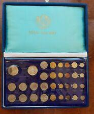 Royal Thai Mint 32 Commemorative Coins Set