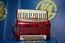 Accordion very good condition GALANTI 79 low