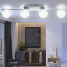 20 Watt LED Decken Lampe Spot Leiste 4x Kugel Strahler Licht Schiene Beleuchtung