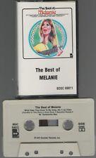 The Best Of Melanie - Cassette, 1985, Buddah Records, Inc.
