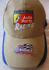Federated Auto Parts Racing Ken K Schrader Racing Cap Hat Strap Back