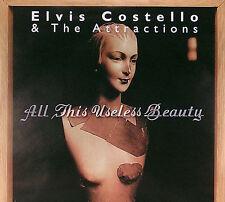 Elvis Costello Useless Beauty Promo Poster Original