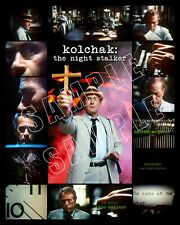 KOLCHAK THE NIGHT STALKER 16X20 Poster Print #1 DARREN McGAVIN
