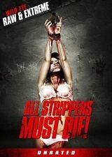 All Strippers Must Die! [DVD] [2016][Region 2]