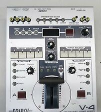 Roland Edirol V-4 4 Channel Video Mixer Editor