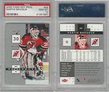 2005 Fleer Hot Prospects Hockey, #58 Martin Brodeur, Devils, PSA 10 Gem