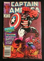CAPTAIN AMERICA 349 BATTLESTAR D-MAN  VOL 1 BUCKY AVENGERS X MEN FALCON