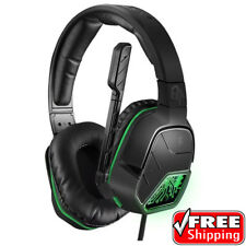 Afterglow LVL 5 + for XBOX ONE Wired Chat Headset - Black - NEW