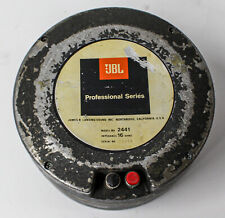"JBL 2441 Professional Series 16 Ohm 2"" Compression Driver for Speaker Horn"