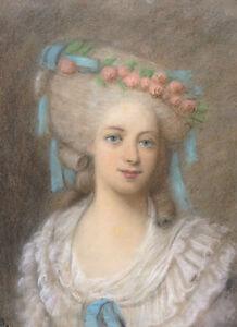 Gorgeous, Marie-Louise Thérèse of Savoy-Carignan Princess de Lamballe (XVIII-XIX
