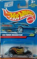 Hot Wheels 2000 Mainline - '33 Ford Roadster