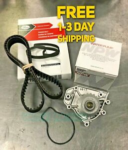 LS Vtec & B20 Vtec Gates Timing Belt & NPW water pump kit Honda Civic Integra