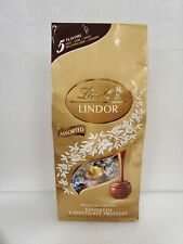 **NEW** LINDT LINDOR ASSORTED CHOCOLATE TRUFFLES 21.2 OZ 5 FLAVORS **FREE SHIP**