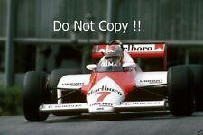 John Watson McLaren MP4/1C Monaco Grand Prix 1983 Photograph 3