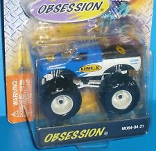 MUSCLE MACHINES OBSESSION Ford F-150 Pickup  #M064-04-21 Monster Truck LINE-X