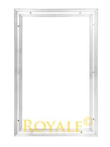 Royale® Matwell Frame - Ideal For Entrance Barrier Matting / Coir - 3 Sizes