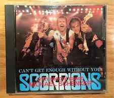 Scorpions - Can't Get Enough Without You (Hammersmith England 1982) M. Schenker
