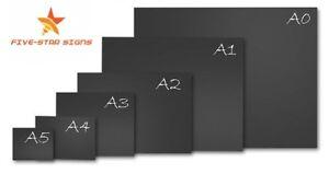 LARGE CHALKBOARDBLACKBOARD MENU/SPECIALS BOARD A0/A1/A2/A3/A4/A5 CODE-  NH