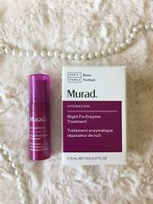Nib Murad Night Fix Enzyme Treatment trial size 0.17 oz/ 5 mL