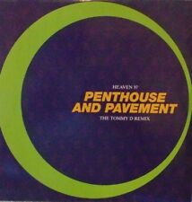 "HEAVEN 17 - Penthouse & Pavement ~ 7"" Single PS"