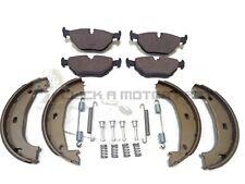BMW Z3 (E36) 1997-2003 REAR BRAKE PADS & HAND BRAKE SHOES & FITTING KIT