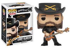 Funko Pop Rocks: Motorhead - Lemmy Kilmister Vinyl Figure