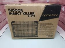 Pest Soldier Upgraded 20W Electronic Bug Zapper, Insect Killer Mosquito, Fly, Mo