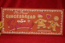 TOO FACED GINGERBREAD EXTRA SPICY EYE SHADOW PALETTE NEW IN BOX 100% AUTHENTIC