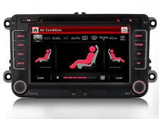 "Für VW Tiguan Scirocco Altea Fabia Leon 7"" Autoradio GPS DVD Navis Bluetooth SD"
