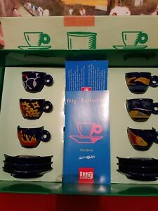 Tazzine illy collection