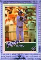 ICHIRO SUZUKI 2006 eTopps #36 Seattle Mariners Card IN HAND