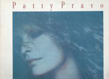 PATTY PRAVO disco LP 33 giri MADE in ITALY Oltre l' eden + poster 1989