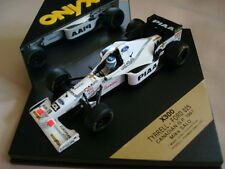 ONYX F1  X300 TYRRELL FORD 025 M. Salo 1997 1/43 with Case